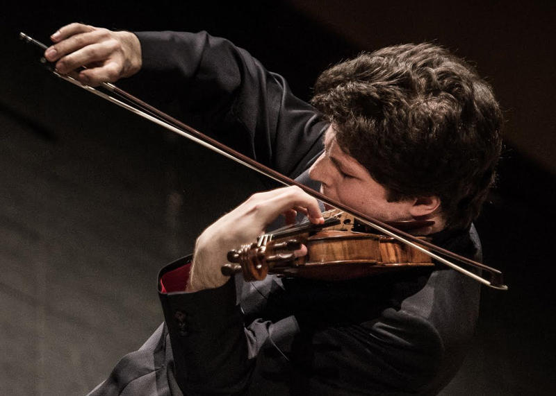 Augustin Hadelich & Canton Symphony Orchestra